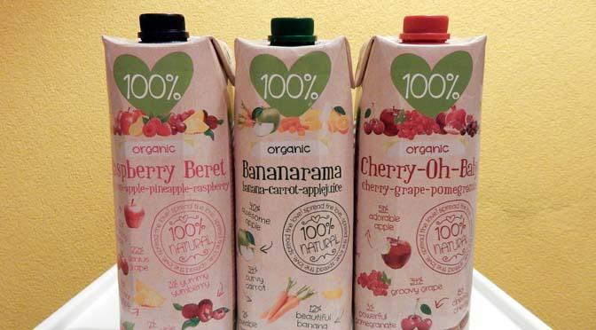 100% Juice biologisch