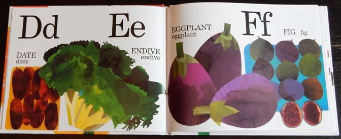 Eating the alphabet Lois Ehlert