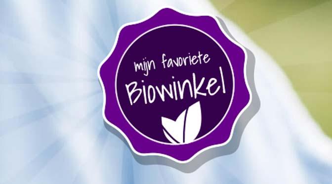 Favoriete biowinkel