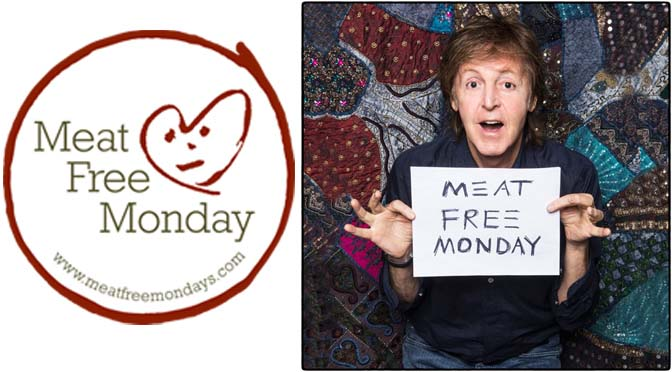 Meat Free Monday