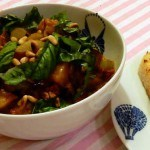 Recept Siciliaanse caponata met brood #meatfreemonday