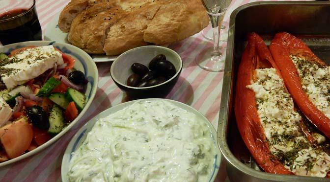 Recept Grieks zomer eten ouzeri