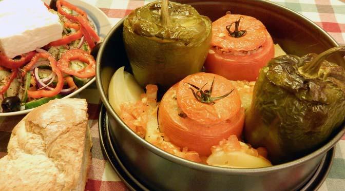 Recept Griekse gemista