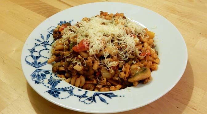 Recept macaroni