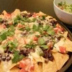 Recept nachos met bonen en guacamole #meatfreemonday