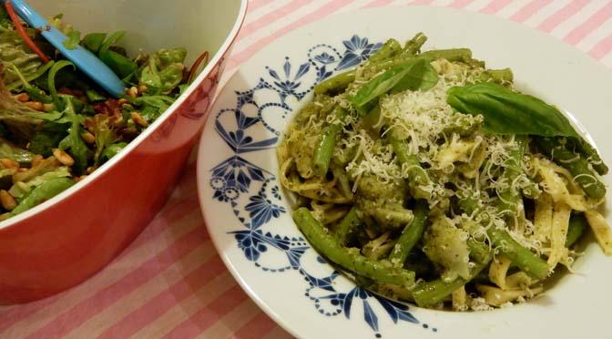 Recept pasta genovese