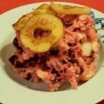 Recept stamppot rode biet met komijnekaas #meatfreemonday
