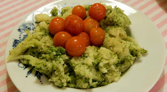 Recept stamppot broccoli