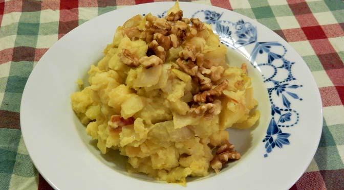 Recept stamppot witlof appel kaas