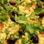 Recept vegetarische paella #meatfreemonday
