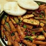 Recept wortels uit de oven met humus #meatfreemonday