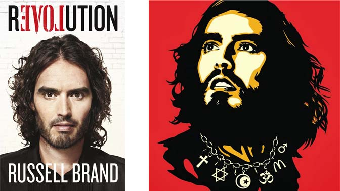 Russell Brand Revolution