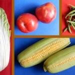 Seizoensgroenten uit Nederland: groente en fruit in augustus