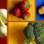 Seizoensgroenten uit Nederland: groente en fruit in juni