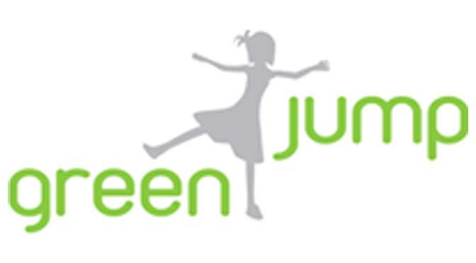 Webshop Green Jump