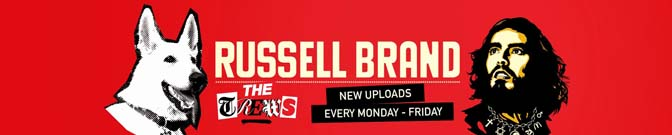 Russell Brand YouTube Trews