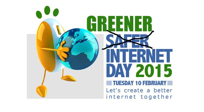 Greener Internet Day