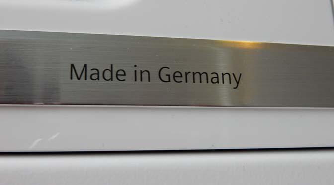 Duitsland wederom hét voorbeeld voor Europa