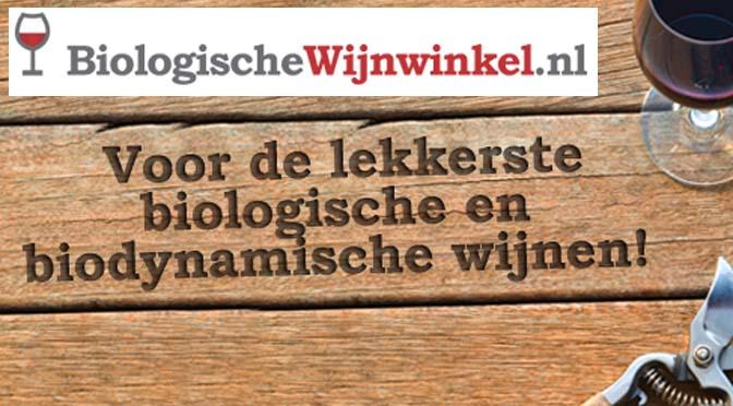 Webshop biologische wijnwinkel