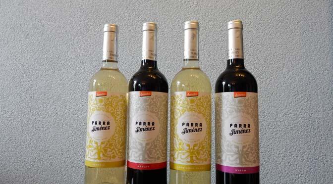 Demeter wijnen Spanje