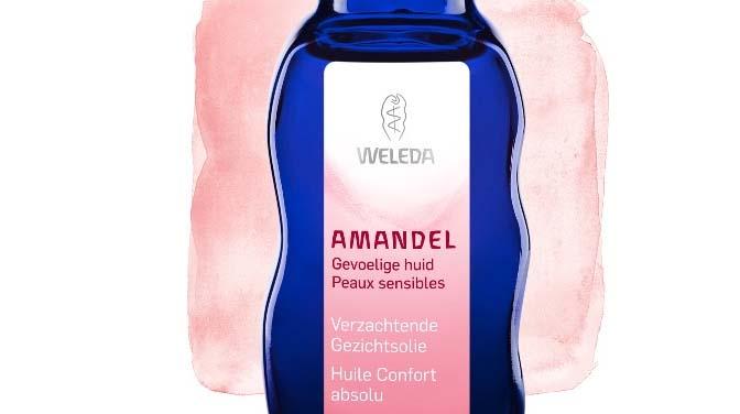 Weleda amandelolie