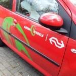 Geen eigen auto, toch vaak rijden? Greenwheels is goedkoop en groen!