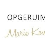 Zin in spullen weggooien door boek 'Opgeruimd!' van Marie Kondo