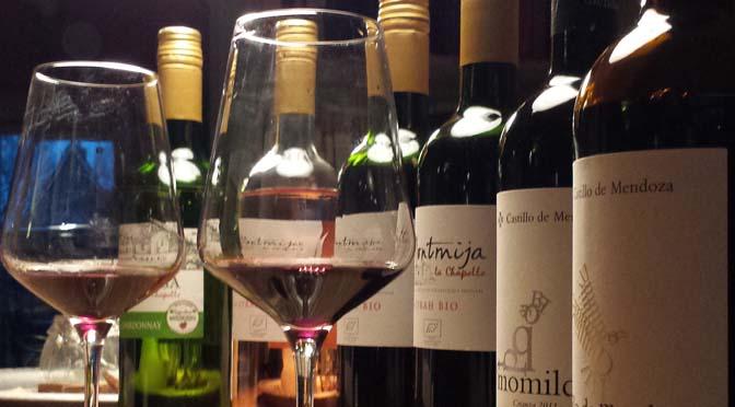 Slow food wijn