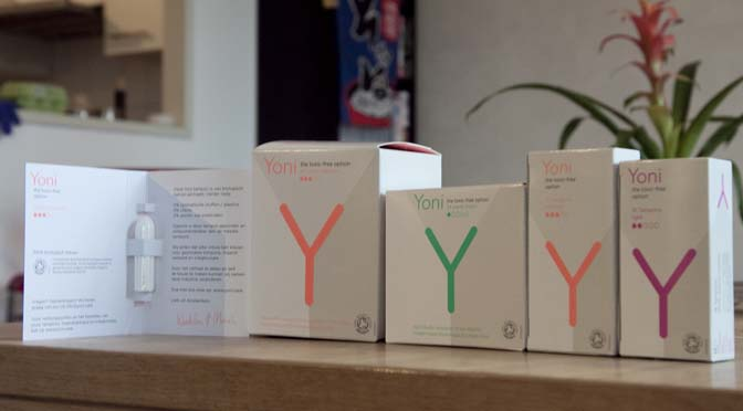 Yoni Care maandverband en tampons