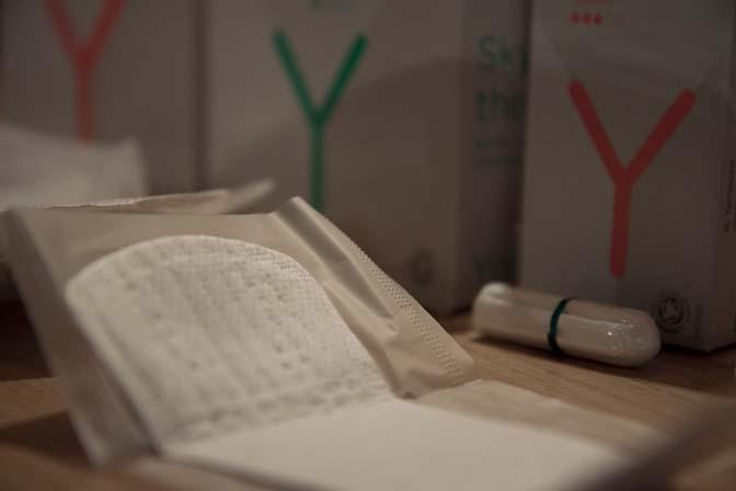 Yoni Care maandverband en tampons