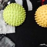 Dryer Balls wasdrogerballen: werken ze of toch niet?