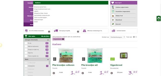 EkoPlaza webwinkel