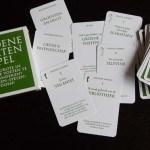 Groene Voeten Spel: jezelf en elkaar uitdagen duurzamer te leven