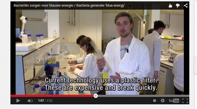 Blauwe energie? Help Groningse studenten met crowdfunding!