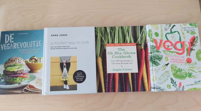 veganisme-kookboeken