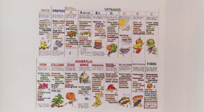 Veganisme en voedingsstoffen: mijn kennis tot nu toe