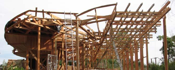 Zelf een huis bouwen van hout stro en klei mijn for Aannemer huis bouwen