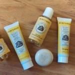 Test: babyverzorging met Baby Bee van Burt's Bees