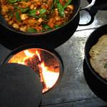 Koken op een houtfornuis: mijn ervaringen en ideeën