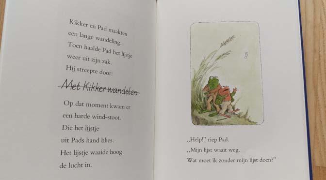 lobel-kikker-pad