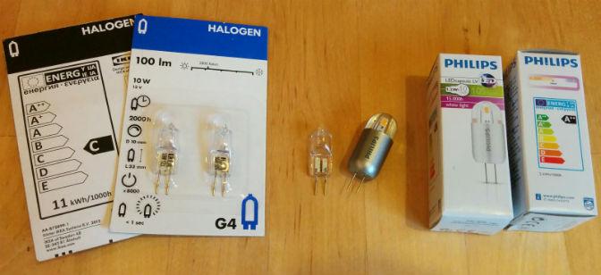 halogeen-vervangen-led-energielabel