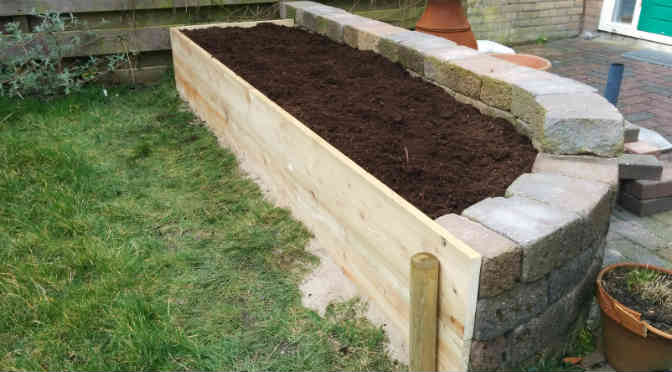 Mijn 6 tips voor het kweken van groente in een kleine tuin eigenwijs blij - Kleine tuin zen buiten ...