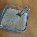 Recept: vegan 'Parmezaanse kaas' oftewel plantaardige strooikaas