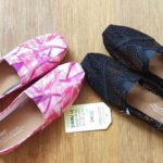 Hoera, TOMS One for One collectie schoenen nu grotendeels vegan!