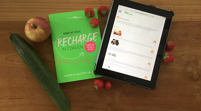 Recharge in 7 dagen: energie, focus & geluk met de 7 Day Recharge