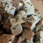 Recept: vegan feta, Griekse witte 'kaas' van tofu