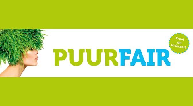 17 september: PuurFair, dé beurs voor duurzame inspiratie