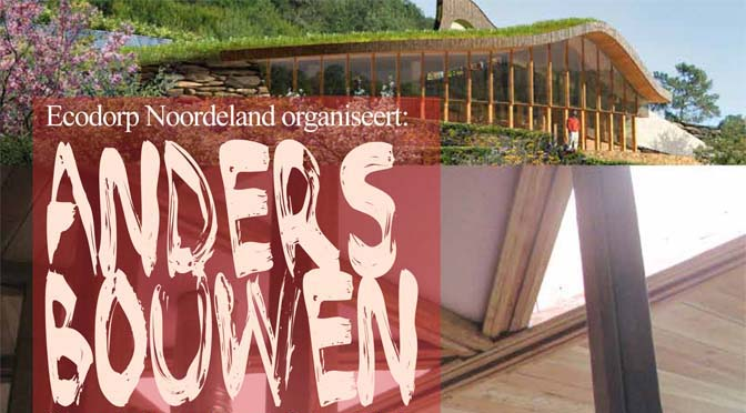 18 november in Groningen: lezing Peter Blok over 'Anders Bouwen'