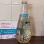 Ecover afwasmiddel in een fles met Nederlands drijfplastic