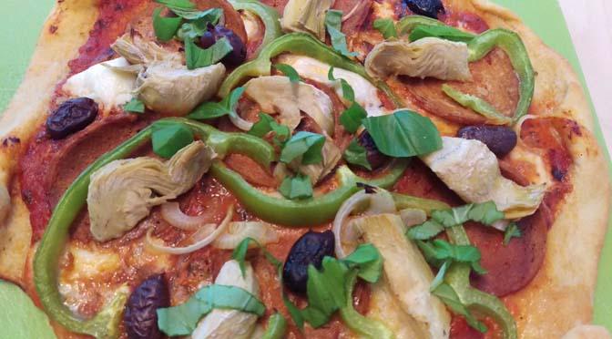 vegan-vlees-pizza